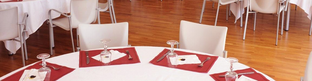 We organize your seminar meals